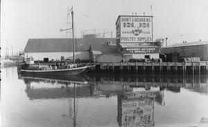 Hunt & Behrens, Inc., in Petaluma, Calif., in the 1920s